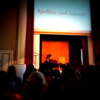 Apolline und Antonie