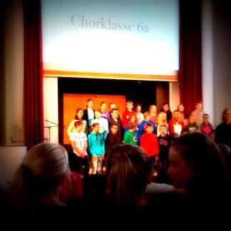Chorklasse 6a
